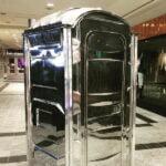 Туалетная кабина - биотуалет 0584