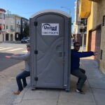 Туалетная кабина - биотуалет 0588