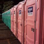 Туалетная кабина - биотуалет 0597
