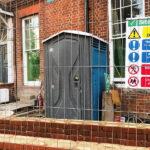 Туалетная кабина - биотуалет 0602