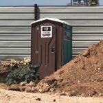 Туалетная кабина - биотуалет 0603
