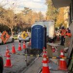 Туалетная кабина - биотуалет 0606