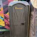 Туалетная кабина - биотуалет 0607