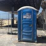 Туалетная кабина - биотуалет 0610