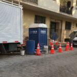 Туалетная кабина - биотуалет 0611