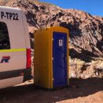 Туалетная кабина - биотуалет 0612