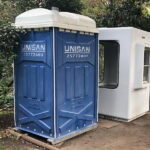 Туалетная кабина - биотуалет 0616