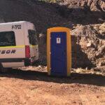 Туалетная кабина - биотуалет 0618