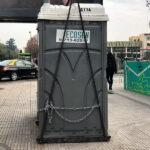 Туалетная кабина - биотуалет 0620
