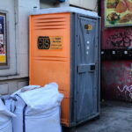 Туалетная кабина - биотуалет 0622