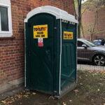 Туалетная кабина - биотуалет 0637