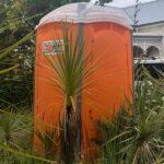 Туалетная кабина - биотуалет 0638