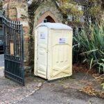 Туалетная кабина - биотуалет 0639