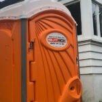 Туалетная кабина - биотуалет 0644