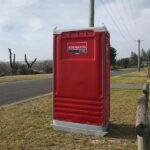 Туалетная кабина - биотуалет 0648