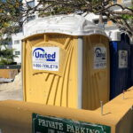 Туалетная кабина - биотуалет 0649