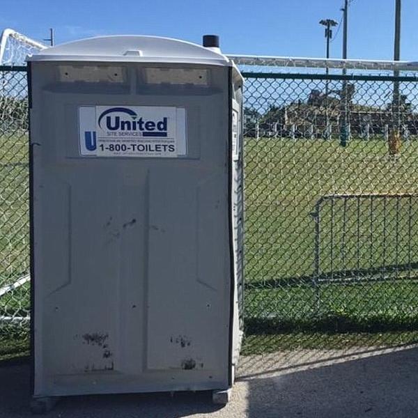 Туалетная кабина - биотуалет 0655