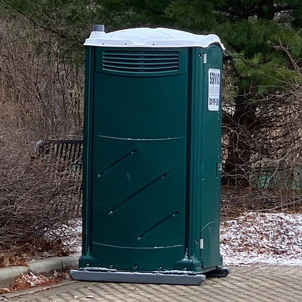 Туалетная кабина - биотуалет 0657