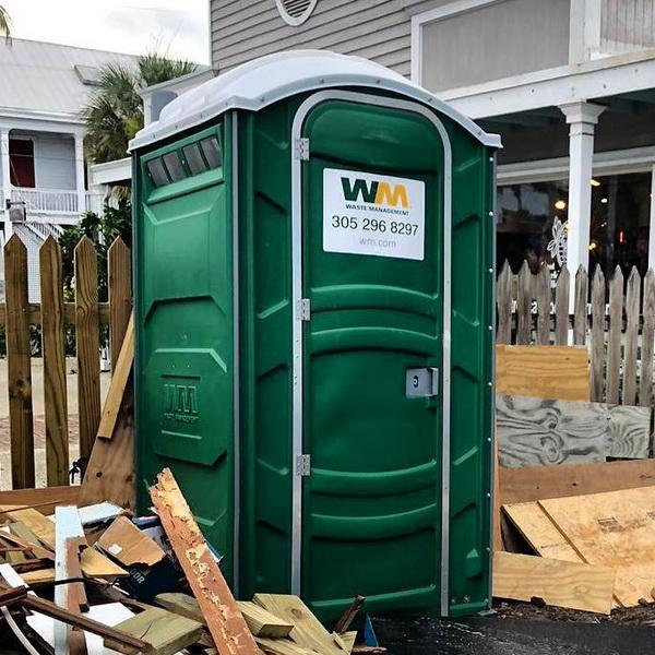 Туалетная кабина - биотуалет 0662