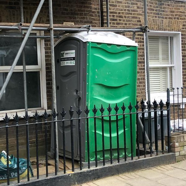 Туалетная кабина - биотуалет 0667