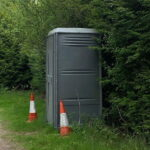 Туалетная кабина - биотуалет 0681