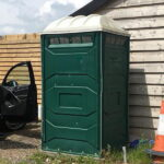 Туалетная кабина - биотуалет 0682