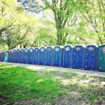 Туалетная кабина - биотуалет 0683