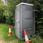 Туалетная кабина - биотуалет 0687
