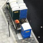 Туалетная кабина - биотуалет 0688