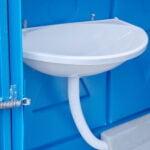 Туалетная кабина Комфорт на дачу 005