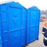 Туалетная кабина Комфорт на дачу 008