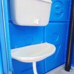 Туалетная кабина Комфорт на дачу 010