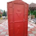 Туалетная кабина Комфорт на дачу 017