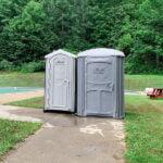 Туалетная кабина - биотуалет 0025
