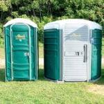Туалетная кабина - биотуалет 0028