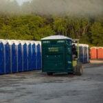 Туалетная кабина - биотуалет 0053